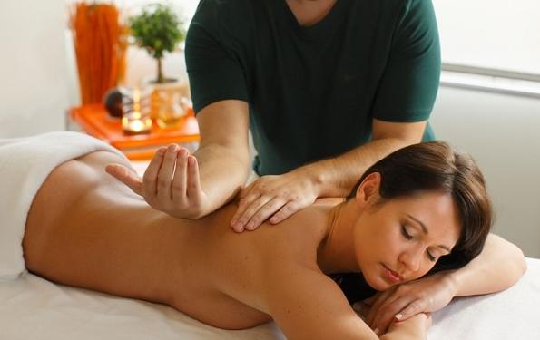 Как сделать мужчине массаж в домашних условиях 73